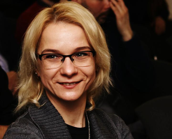 Ольга Полещук. Фото из личного архива