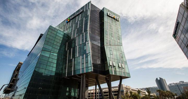 R&D-центр Microsoft в Хайфе
