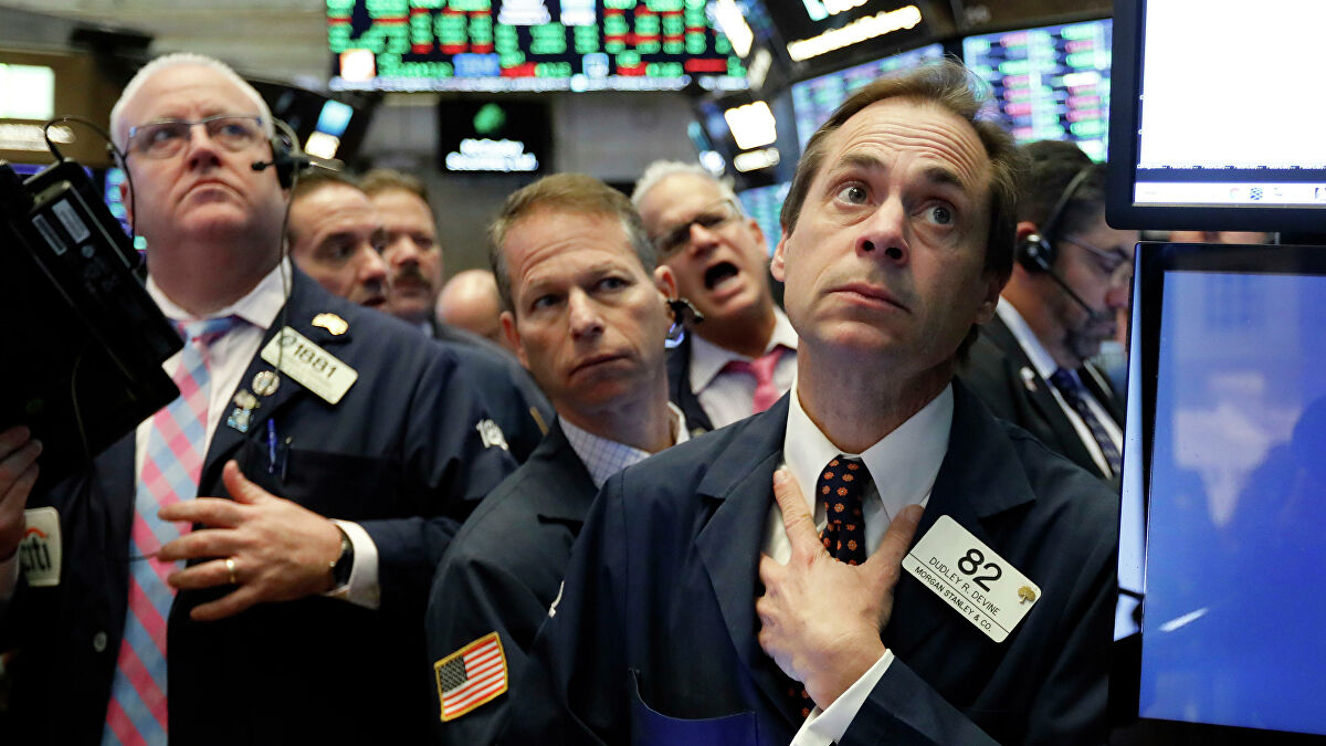 Нью-Йорская фондовая биржа. Фото: ria.ru