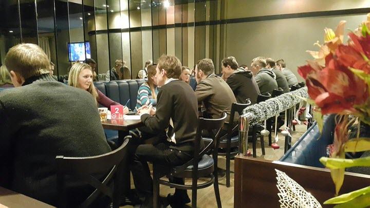 Фото из сообщества Быстрые свидания Минск. Speed Dating! во ВКонтакте