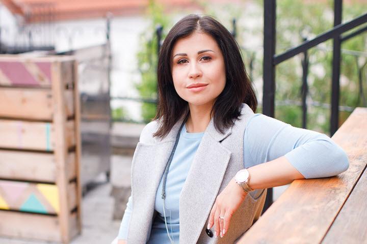 Фото из личного архива Ирины Марголиной