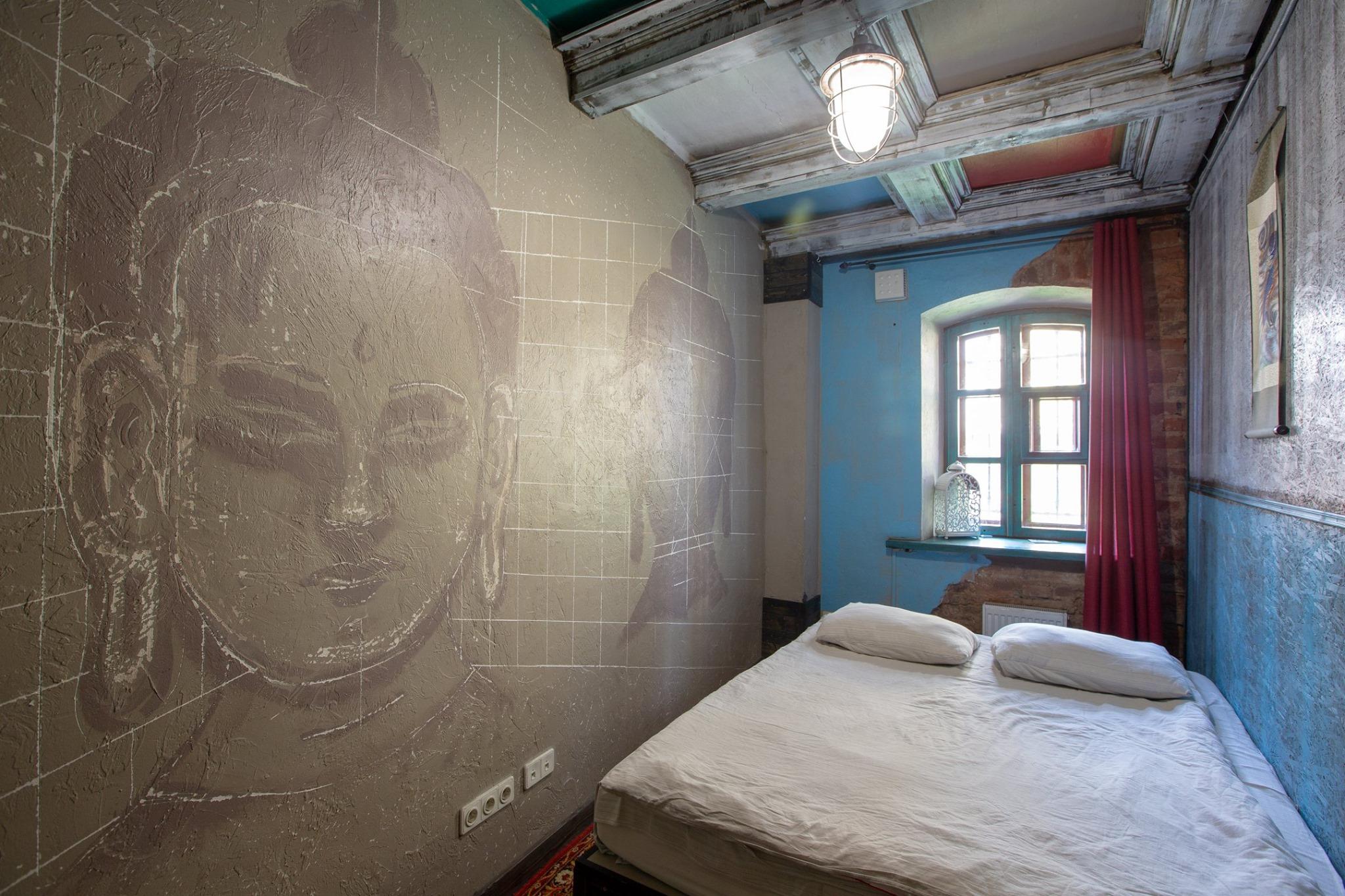 Пример комнаты в хостеле Trinity. Фото из личного архива Ксении Курусь