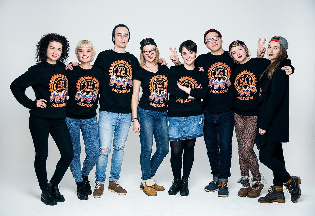 Команда московских квестов. Фото из сообщества