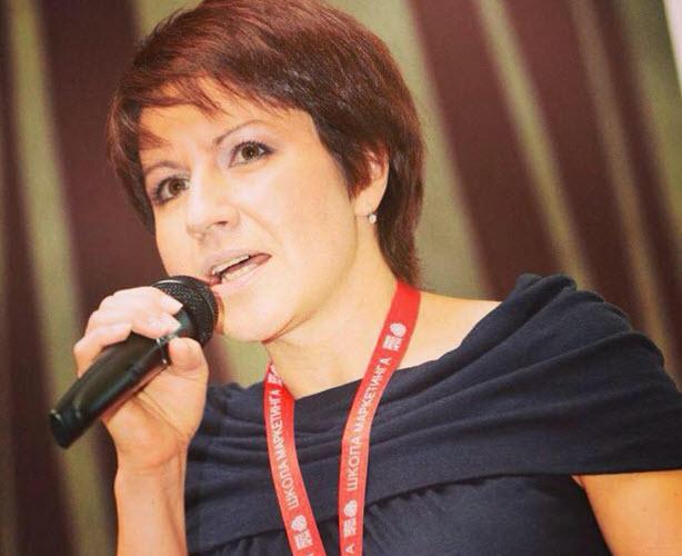 Наталия Крашевская. Фото с личной страницы в Фейсбуке