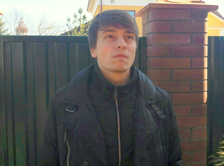 Дмитрий Ларкин. Фото из личного архива