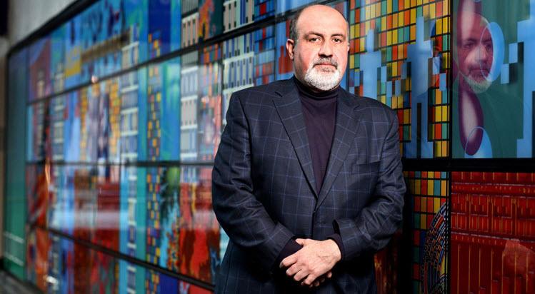 Нассим Талеб. Фото с сайта vseprogroshi.com.ua