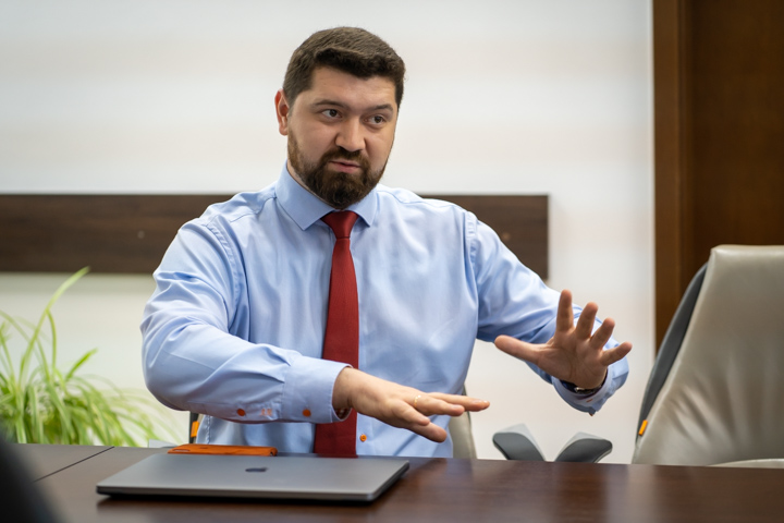 Алексей Мацукин. Фото: Дарья...