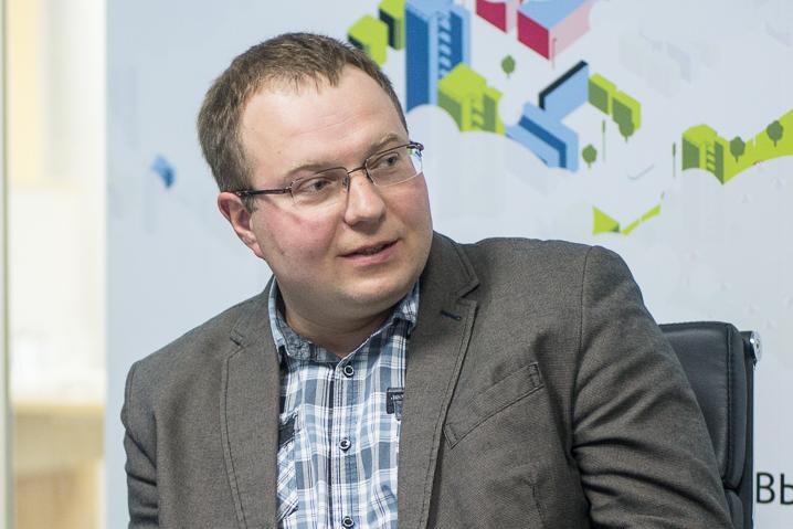 Сергей Повалишев. Фото из архива компании