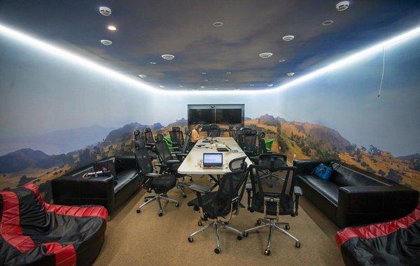Офис Wargaming. Фото 42.TUT.BY