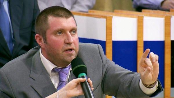 Дмитрий Потапенко. Скриншот кадра с сайта 1tv.ru