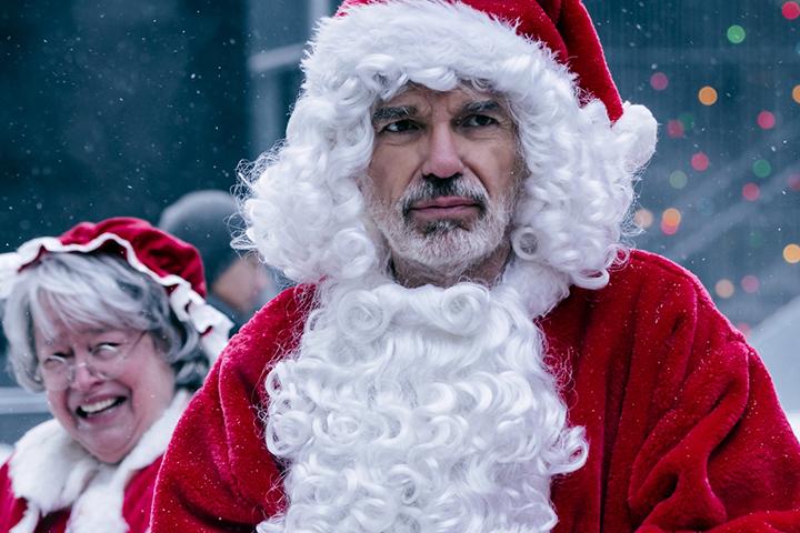 "Кадр из фильма ""Плохой санта 2"". Реж. Марк Уотерс, 2016 г."