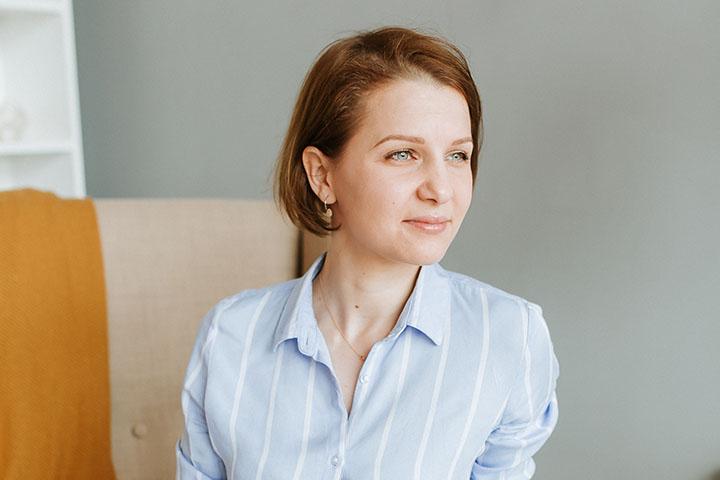 Виктория Язвинская. Фото из личного архива