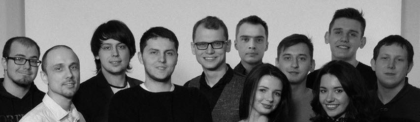 Команад разработчиков MSQRD. Фото со страницы Сергея Гончара на Facebook