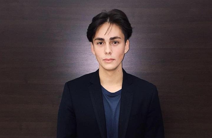 Максим Кузин. Фото из личного архива