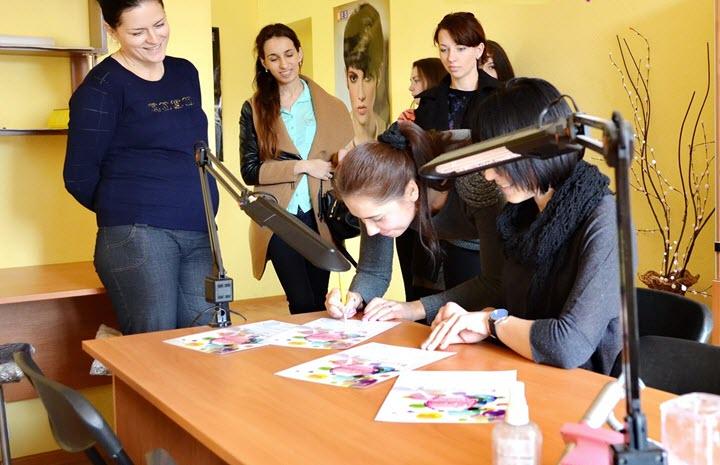 Фото со страницы учебного центра ВКонтакте