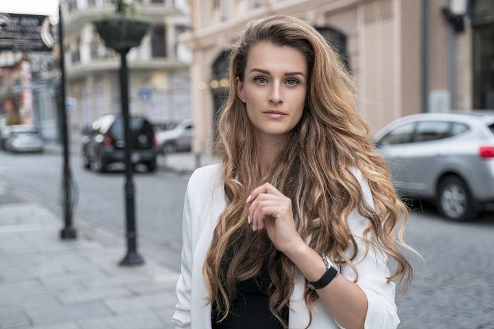 Anastasia Tulskaya.  Photo: personal archive