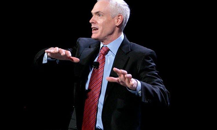 Джим Коллинз. Фото с сайт rusbase.com