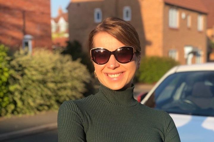 Анастасия Криворотова. Фото из личного архива