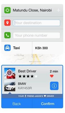 Скриншот приложения MARAMOJA