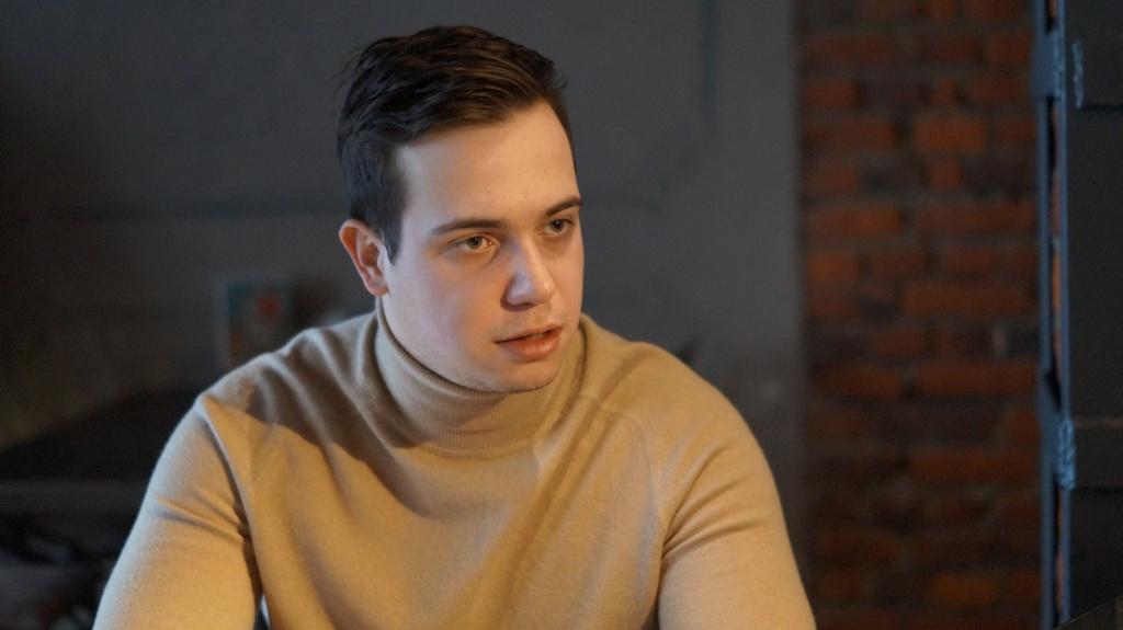Бахрам Исмаилов. Фото с сайта slovodelu.by