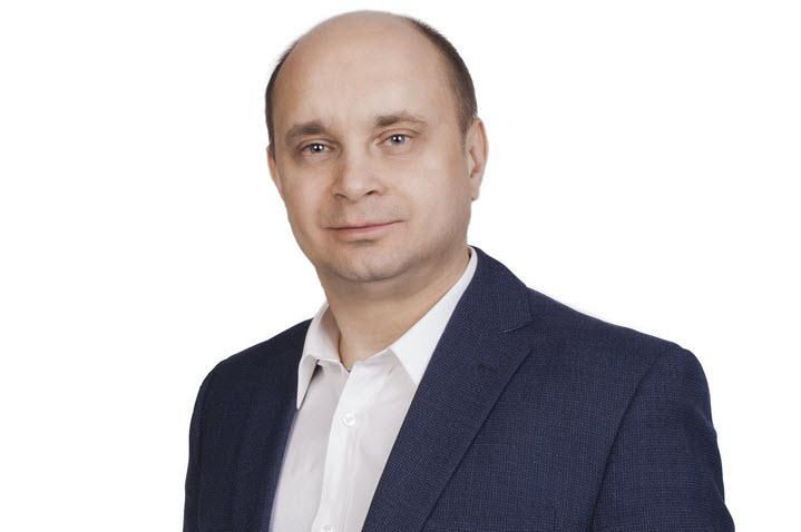 Владимир Сузанский. Фото из личного архива