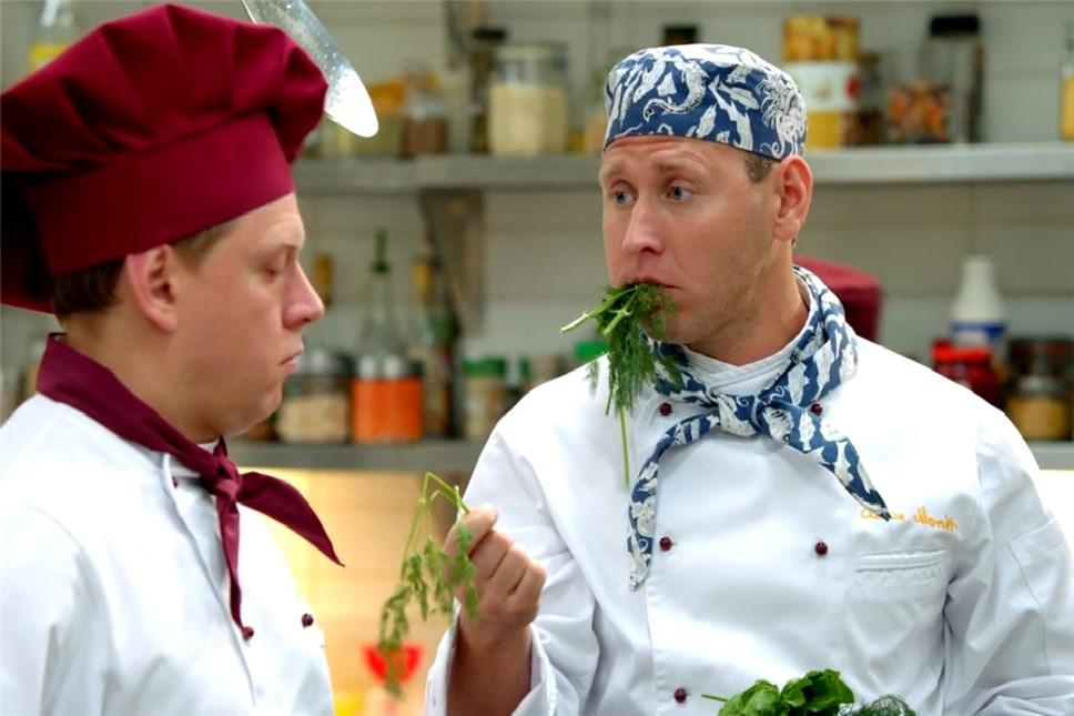 """Кадр из сериала """"Кухня"""". Фото с сайта rewizor.ru"""