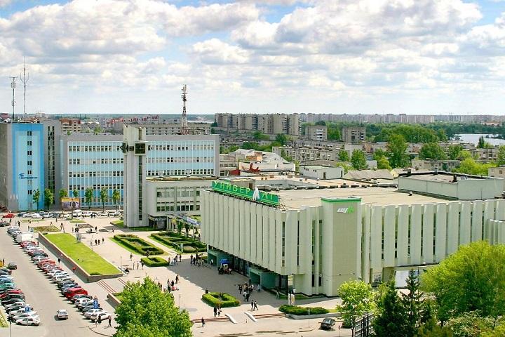 Брестский ЦУМ. Фото TUT.BY