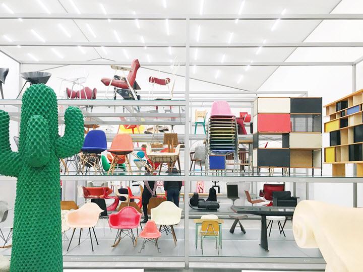 Музей дизайна Vitra. Фото с сайта gucki.it