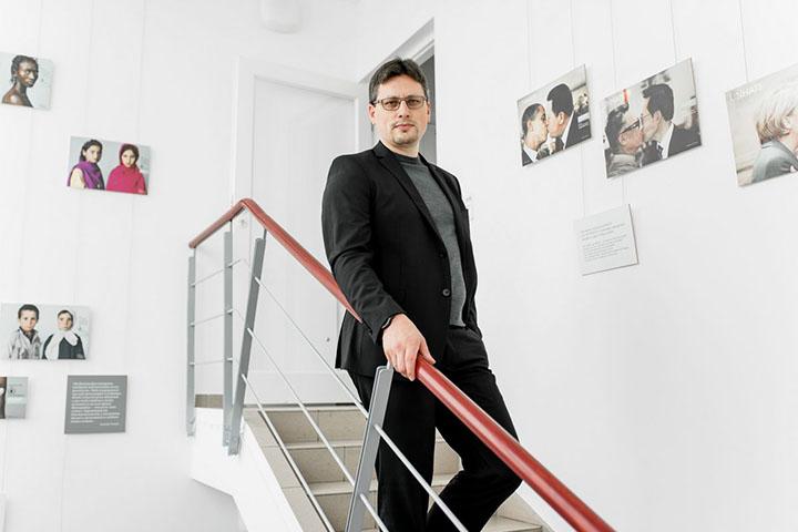 Владимир Соскин. Фото из личного архива