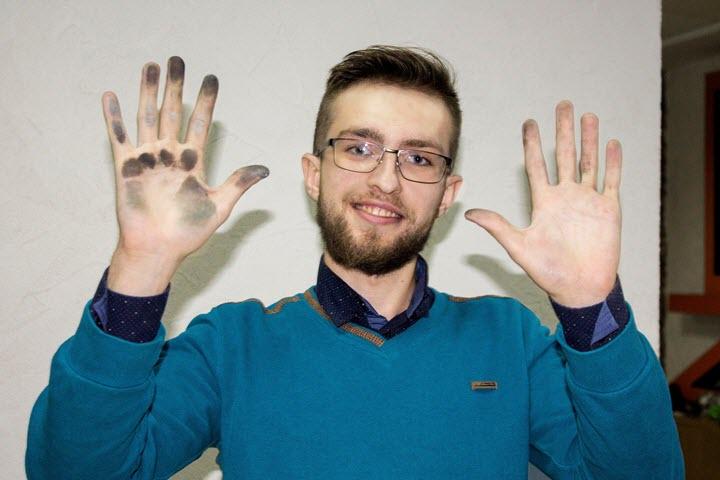 Алексей Сосницкий. Фото из личного архива Public Group