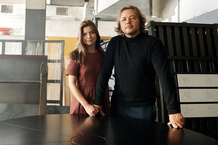 Вера и Андрей Решетины. Фото из личного архива