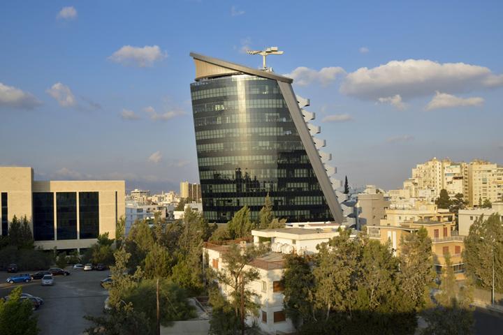 Офис Wargaming на Кипре. Фото из архива компании