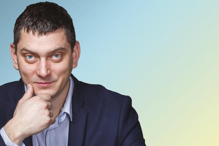 Максим Батырев. Фото с сайта bclas.ru