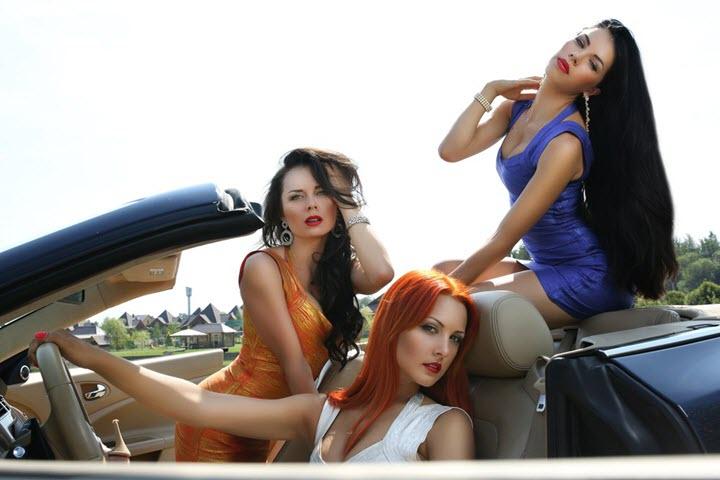 Группа Cherry Lady. Фото с сайта europaplustv.by