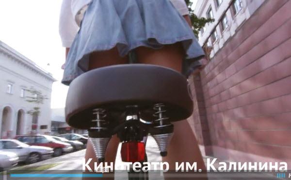 """Скриншот из ролика """"Видеогид по Гомелю"""""""