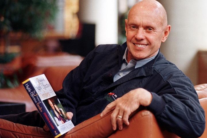 Стивен Кови. Фото с сайта flylanguage.com