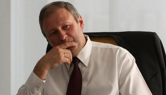 Глава Банка развития Сергей Румас. Фото TUT.BY