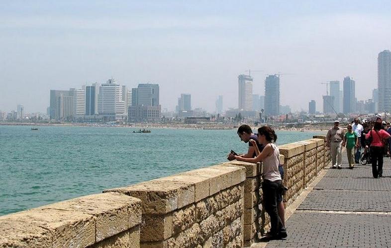 Тель-авив. Фото с сайта venividi.ru