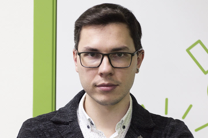 Евгений Рыжанович. Фото из личного архива