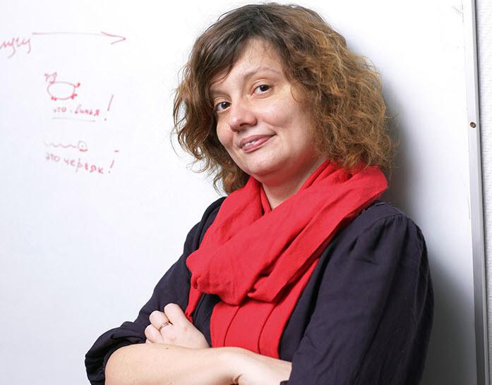 Алена Владимирская, фото с сайта forbes.ru