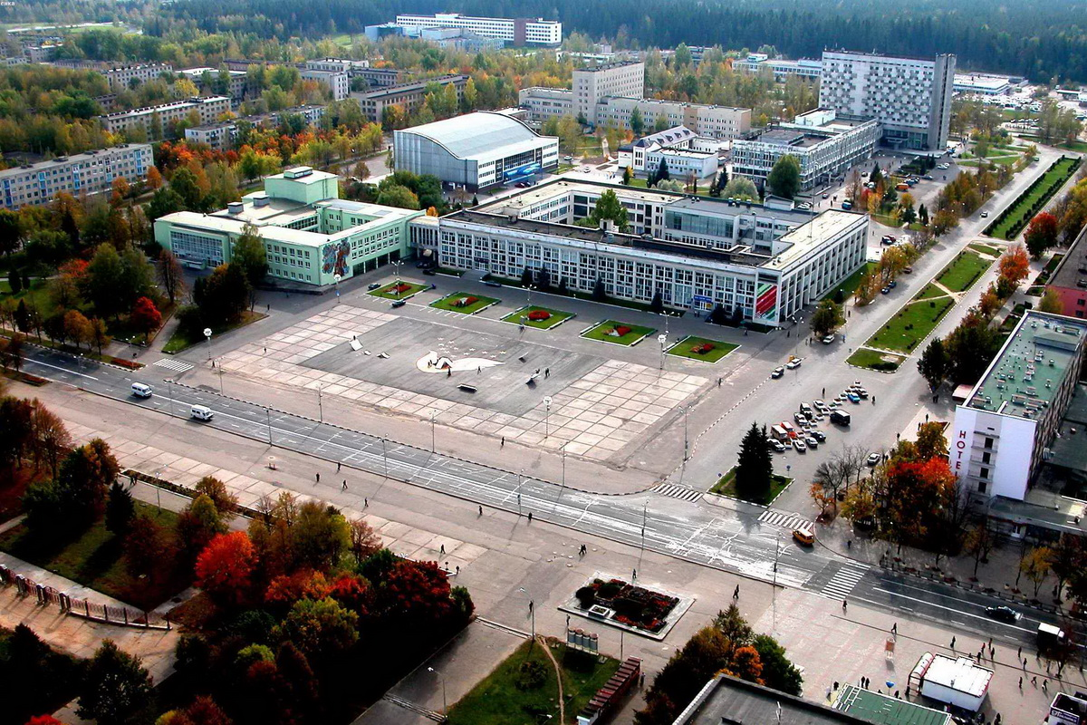 Новополоцк. Фото с сайта votpusk.ru