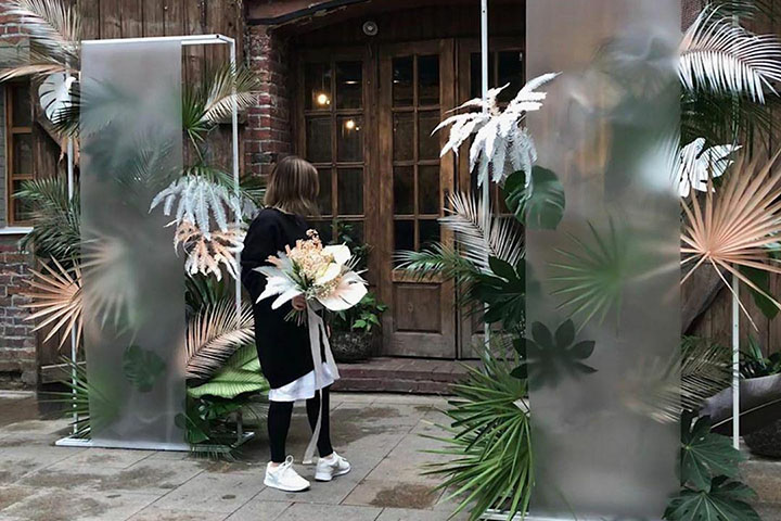 Маша Дивак. Фото из аккаунта JUNGLE в Instagram