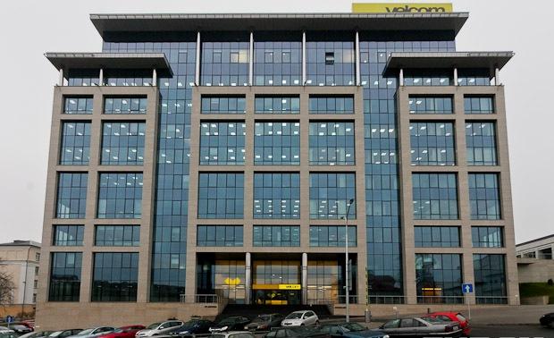 Бизнес-центр «Велком». Фото tut.by