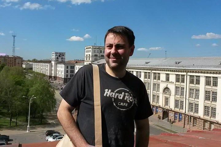 Евгений Баевский. Фото из личного архива