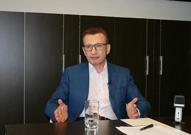 Евгений Баскин. Фото с сайта agriculture.by