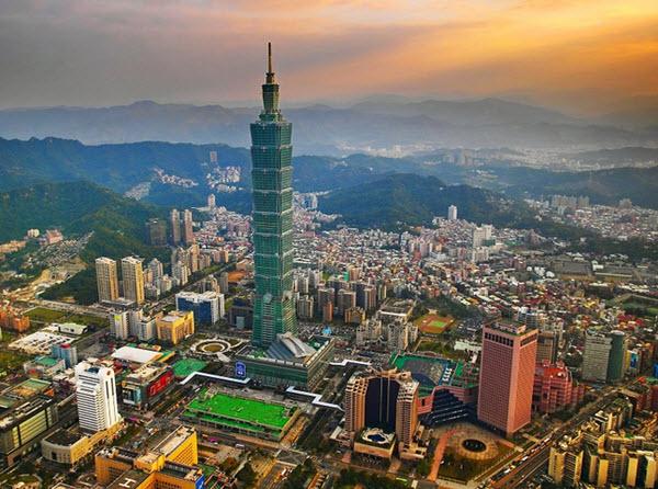 Тайбэй. Фото с сайта bestprice.vn
