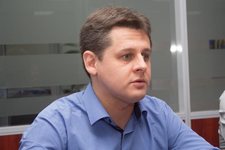 Тимофей Мышковский. Фото: Алексей Пискун, probusiness.io