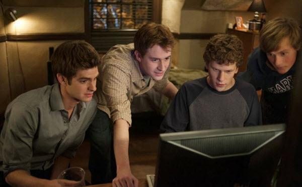 """Кадр из фильма """"Социальная сеть"""". Фото с сайта telegraph.co.uk"""