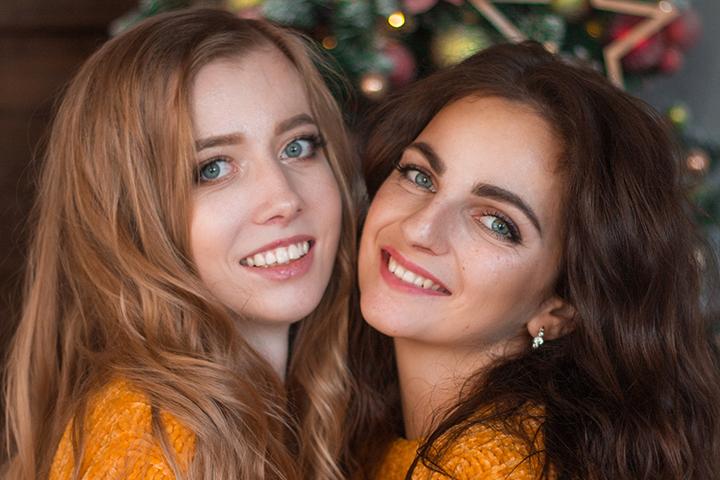 Мария и Александра. Фото предоставлено авторами