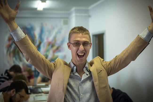Сергей Сердюков. Фото из личного архива